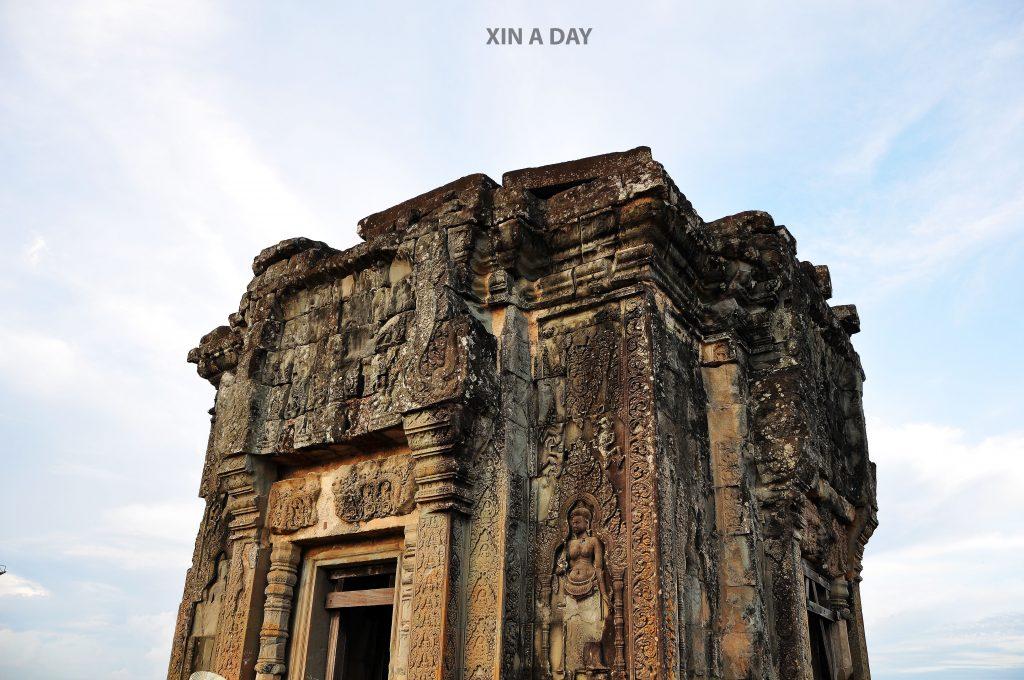 巴肯寺 Phnom Bakheng (夕阳)