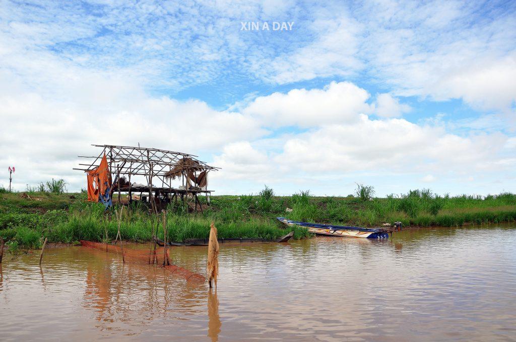 磅克良浮村 Kampong Khleang Floating Village @ Siem Reap