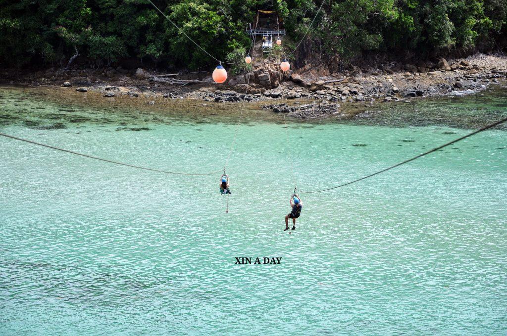沙比岛 Sapi Island